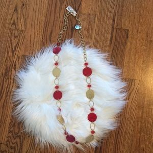 NWT long necklace